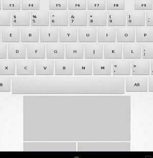 Air Keyboard Ekran Görüntüleri - 3