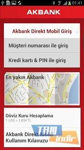 Akbank Direkt Ekran Görüntüleri - 2