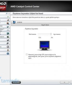 AMD Catalyst Ekran Görüntüleri - 7