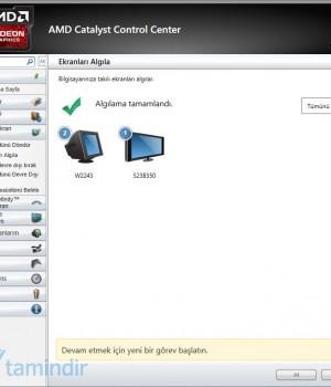 AMD Catalyst Ekran Görüntüleri - 5