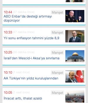 Anadolu Ajansı Ekran Görüntüleri - 1