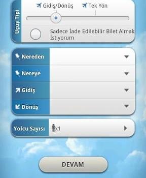 AnadoluJet Ekran Görüntüleri - 4