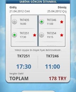 AnadoluJet Ekran Görüntüleri - 3