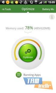 Android Booster Free Ekran Görüntüleri - 2