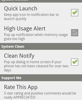 Android Cleaner Ekran Görüntüleri - 2