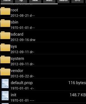 AndroZip Pro File Manager Ekran Görüntüleri - 5