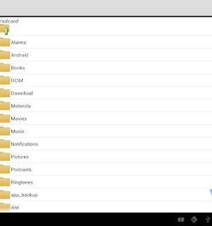 AndroZip Pro File Manager Ekran Görüntüleri - 3