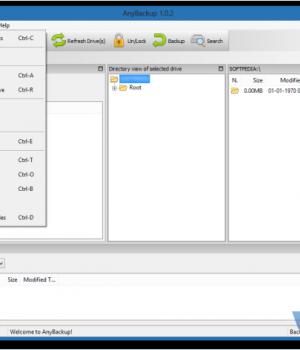 AnyBackup Ekran Görüntüleri - 1