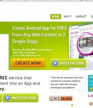 AppsGeyser Ekran Görüntüleri - 3