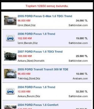 Araba2.com Ekran Görüntüleri - 3