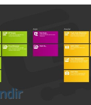 Ashampoo ZIP Pro Ekran Görüntüleri - 1