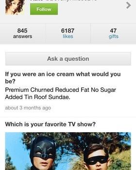 Ask.fm Ekran Görüntüleri - 2