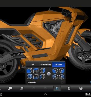 AutoCAD 360 Ekran Görüntüleri - 2