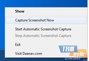 Automatic Screenshot Capture Ekran Görüntüleri - 1