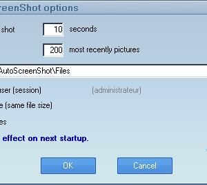 AutoScreenShot Ekran Görüntüleri - 1