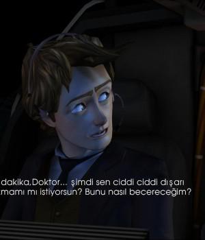 Back to the Future: Outatime Türkçe Yama Ekran Görüntüleri - 1
