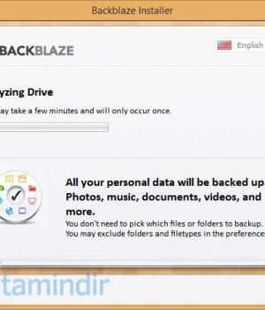Backblaze Ekran Görüntüleri - 3