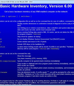 Basic Hardware Inventory Ekran Görüntüleri - 3