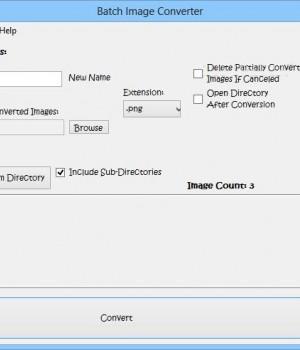Batch Image Converter Ekran Görüntüleri - 1