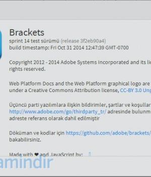 Brackets Ekran Görüntüleri - 2