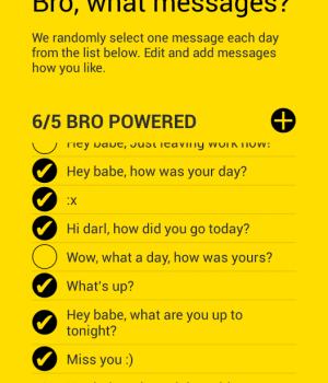 BroApp Ekran Görüntüleri - 2