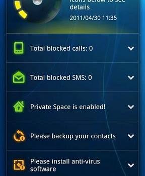 Call Blocker Ekran Görüntüleri - 2
