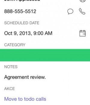 Call Planner Ekran Görüntüleri - 3