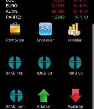Canlı Borsa Ekran Görüntüleri - 5