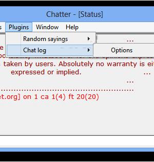 Chatter Ekran Görüntüleri - 1
