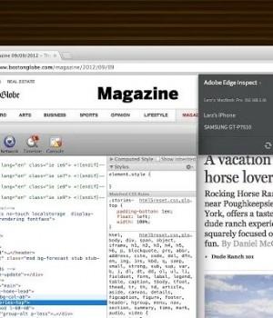 Chrome Adobe Edge Inspect Eklentisi Ekran Görüntüleri - 1