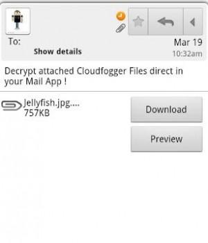 Cloudfogger Cloud-Encryption Ekran Görüntüleri - 4
