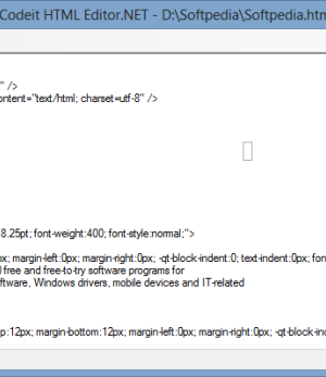 Codeit HTML Editor Ekran Görüntüleri - 1