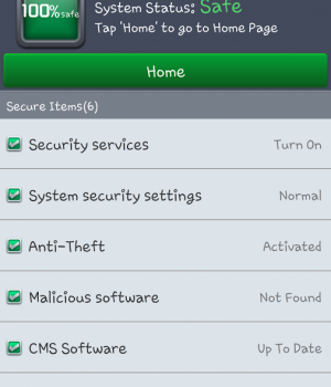 Comodo Security & Antivirus Ekran Görüntüleri - 2