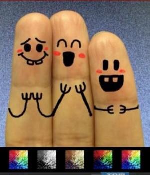 Cool Finger Faces Ekran Görüntüleri - 3