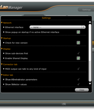 CopperLan Manager Ekran Görüntüleri - 1
