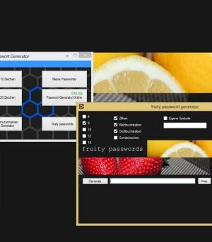 Dalenryder Passwort Generator Ekran Görüntüleri - 1