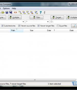 Directory Compare Ekran Görüntüleri - 2
