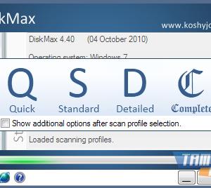 DiskMax Ekran Görüntüleri - 5