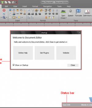 Document.Editor Ekran Görüntüleri - 2