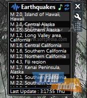 Earthquakes Meter Ekran Görüntüleri - 4