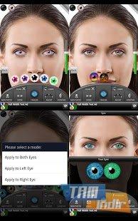 Eye Color Studio Ekran Görüntüleri - 1