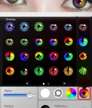 Eye Colorizer Free Ekran Görüntüleri - 4