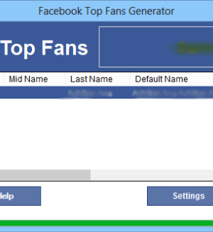 Facebook Top Fans Generator Ekran Görüntüleri - 3