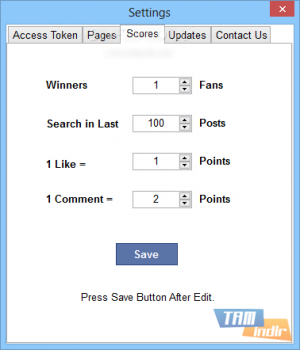 Facebook Top Fans Generator Ekran Görüntüleri - 1