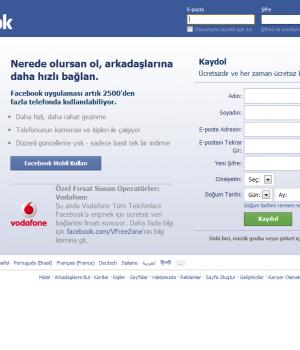 Facebook Ekran Görüntüleri - 2