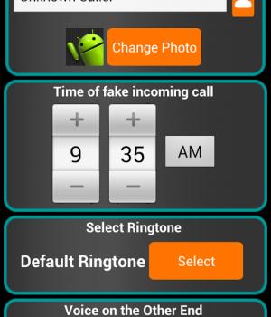 Fake-A-Call Ekran Görüntüleri - 3
