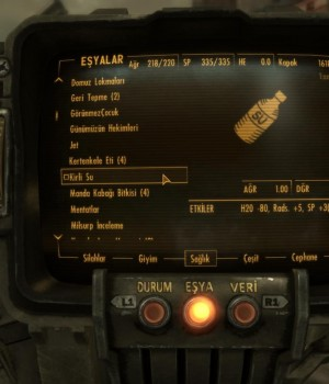 Fallout: New Vegas Türkçe Yama Ekran Görüntüleri - 2