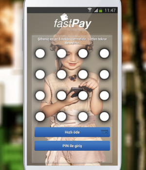 fastPay Ekran Görüntüleri - 2