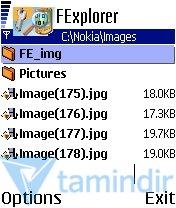 FExplorer Ekran Görüntüleri - 3