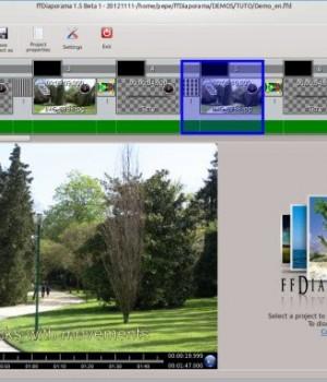 ffDiaporama Ekran Görüntüleri - 4